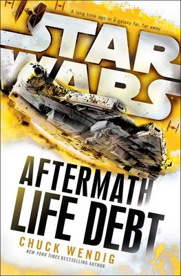 Star Wars Aftermath recenzja